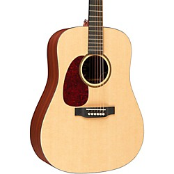 Martin X Series DXMAE Left-Handed Acoustic-Electric Guitar (11DXMAEL)