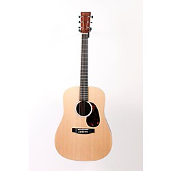 Martin X Series X1-D Custom Dreadnought Acoustic Guitar (USED007001 CSTDX-1)