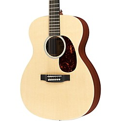 Martin X1-000E Custom Auditorium Acoustic-Electric Solid Spruce Top HPL Back & Sides (X1-000E CST)