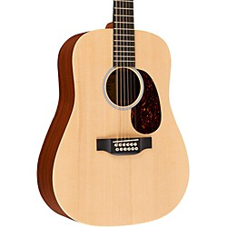Martin X1-D12E Custom Dreadnought 12-String Acoustic-Electric Solid Spruce Top HPL Back & Sides (X1-D12E CST)