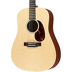 Martin X1-DE Custom Dreadnought Acoustic-Electric Solid Spruce Top HPL Back & Sides (X1-DE CST)
