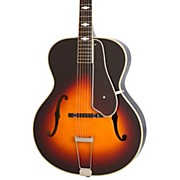 Epiphone Masterbilt Century Collection De Luxe Classic F-Hole Archtop Acoustic-Electric Guitar