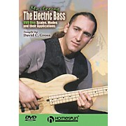 Centerstream Publishing Mastering the Electric Bass: Scales 1 (DVD)