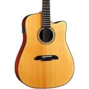 Alvarez Masterworks MD60CE Dreadnought, All-Solid Electric-Acoustic Guitar