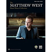 Alfred Matthew West Sheet Music Collection PVC Book