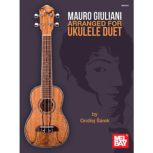 Mel Bay Mauro Giulliani arranged for Ukulele Duet-thumbnail