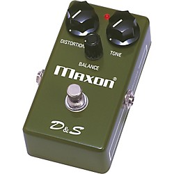 Maxon D&S Distortion and Sustainer (D&S)