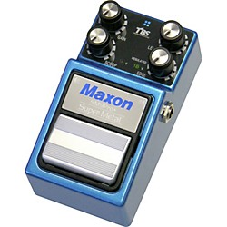 Maxon SM-9 Pro Plus Super Metal Distortion Guitar Effects Pedal from Nine Series (SM-9 PRO+)