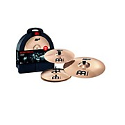 Meinl Mb10 Matched Cymbal Set with Professional Cymbal Case