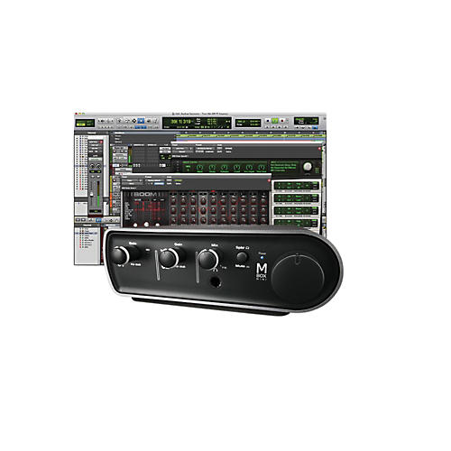 Avid Mbox 3 Mini and Pro Tools Express