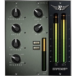 McDSP 4030 Retro Compressor HD v5 Software Download (1075-7)