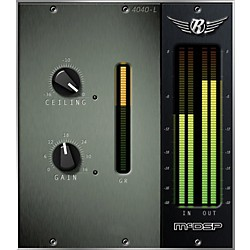 McDSP 4040 Retro Limiter HD v5 Software Download (1075-9)