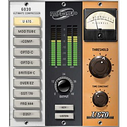 McDSP 6030 Ultimate Compressor HD v5 (1075-1)