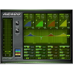 McDSP AE400 Active EQ Native v5 Software Download (1075-45)