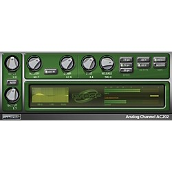 McDSP Analog Channel HD v5 Software Download (1075-3)