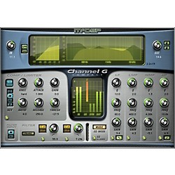 McDSP Channel G Compact HD v5 Software Download (1075-13)