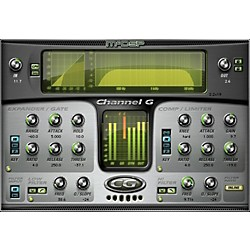 McDSP Channel G Native v5 Software Download (1075-12)