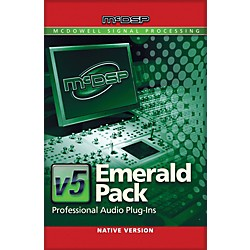 McDSP Emerald Pack Native v5 (1075-31)