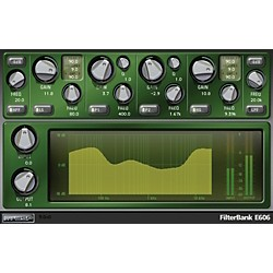 McDSP FilterBank Native v5 Software Download (1075-20)