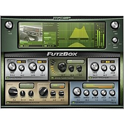 McDSP FutzBox HD v5 Software Download (1075-21)