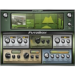 McDSP FutzBox Native v5 Software Download (1075-38)