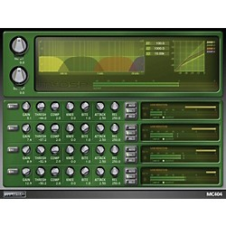 McDSP MC2000 HD v5 (1075-22)