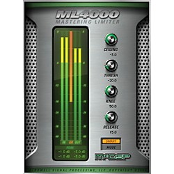 McDSP ML4000 Native v5 Software Download (1075-25)