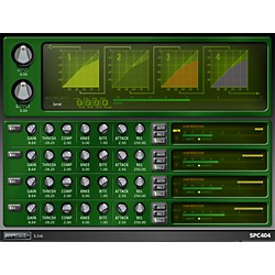 McDSP SPC2000 Native Compressor Plug-in (1075-46)