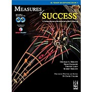 FJH Music Measures of Success B-flat Tenor Saxophone Book 1