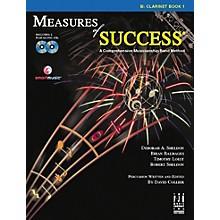 FJH Music Measures of Success Clarinet Book 1
