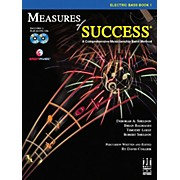 FJH Music Measures of Success Electric Bass Book 1