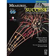 FJH Music Measures of Success Percussion Book 1