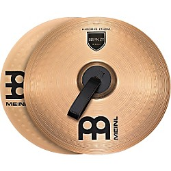 Meinl Bronze Marching Medium Cymbal Pair (MA-BO-14M)