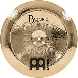 Meinl Byzance Brilliant China Cymbal (B16CH-B)