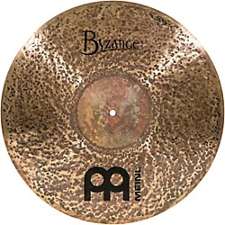 Meinl Byzance Dark Raw Bell Ride (B20RBR)