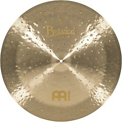 Meinl Byzance Jazz China Ride with sizzles Traditional Cymbal (B22JCHR)