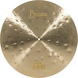 Meinl Byzance Jazz Club Ride Traditional Cymbal (B20JCR)