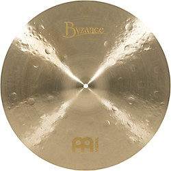Meinl Byzance Jazz Medium Thin Ride Traditional Cymbal (B20JMTR)