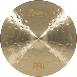 Meinl Byzance Jazz Series Medium Ride Cymbal (B22JMR)