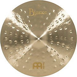 Meinl Byzance Jazz Thin Ride Traditional Cymbal (B22JTR)