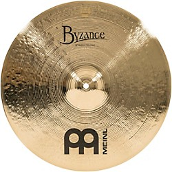 Meinl Byzance Medium Thin Crash Brilliant Cymbal (B16MTC-B)