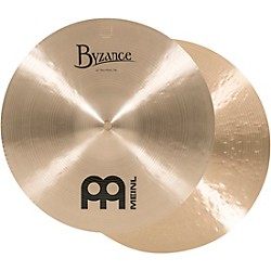 Meinl Byzance Thin Hi-hat Cymbals (B14TH)