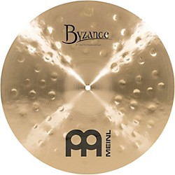 Meinl Byzance Traditional Extra Thin Hammered Crash Cymbal (B18ETHC)
