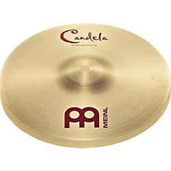 Meinl Candela Percussion Hi-hats (CA10PH)