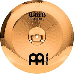 Meinl Classics Custom China - Brilliant (CC16CH-B)