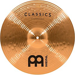 Meinl Classics Powerful Crash Cymbal (C16PC)