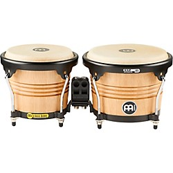 Meinl Free Ride Series Wood Bongo (FWB190SNT-M)
