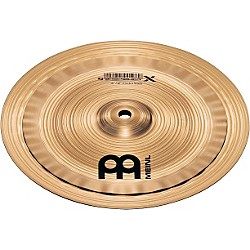 "Meinl Generation X Electro Stack 10"" and 12"" Effects Cymbals (GX-10/12ES)"