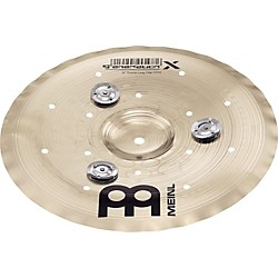 Meinl Generation X Filter China Effects Cymbal with Jingles (GX-12FCH-J)