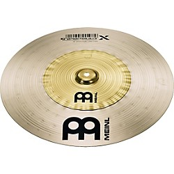 Meinl Generation X Johnny Rabb Safari Crash Effects Cymbal (GX-16SC)